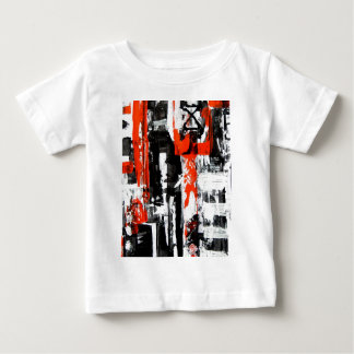 Elle-abstract-009-1620-Original-Abstract-Art-untit T-shirts