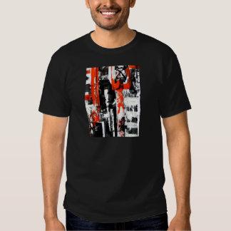 Elle-abstract-009-1620-Original-Abstract-Art-untit Camiseta