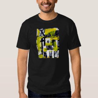 Elle-abstract-010-1620-Original-Abstract-Art-untit Camiseta
