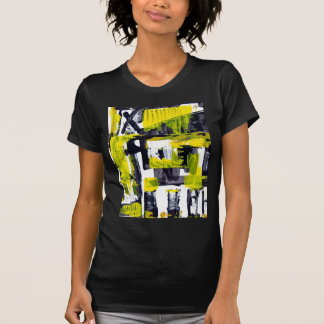 Elle-abstract-010-1620-Original-Abstract-Art-untit Camisetas