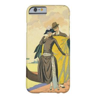 Elle e Lui, 1921 (pochoir) Capa Barely There Para iPhone 6