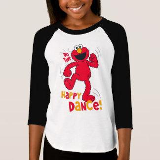 Elmo | faz a dança feliz camiseta