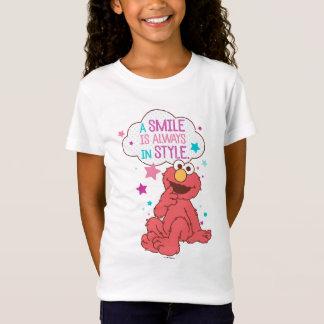 Elmo | um sorriso está sempre no estilo camiseta