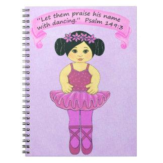 Elogie seu nome com dança do caderno 2~Scripture