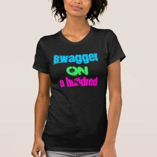 Elógio em A cem Camiseta
