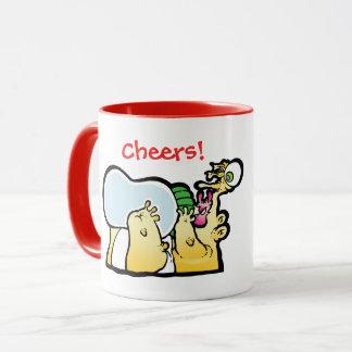 ELOGIOS! Caneca de café