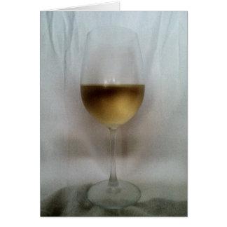 Elogios! Cartão de Chardonnay