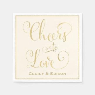 Elogios dos guardanapo | do casamento ao design do