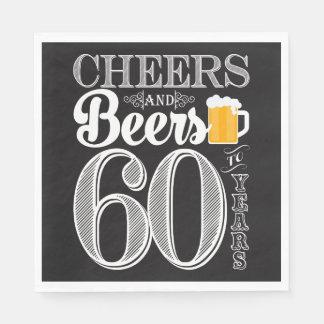 Elogios e cervejas a 60 anos de guardanapo do