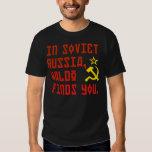 Em achados de Rússia soviética Waldo você camisa Tshirts