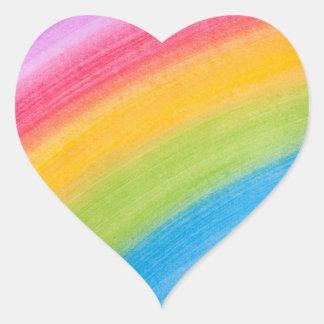 em algum lugar sobre as etiquetas do arco-íris