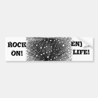 Em batidas, I Rock_ Adesivos