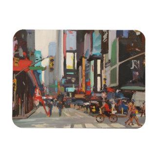 Em Broadway 2012 Foto Com Ímã Retangular