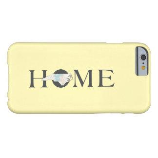 Em casa em North Carolina Capa Barely There Para iPhone 6