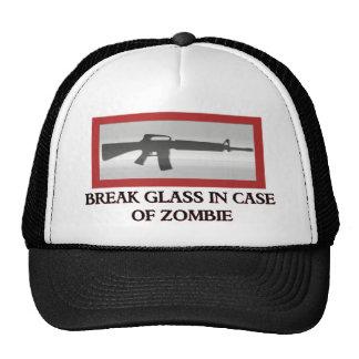 Em caso do zombi boné