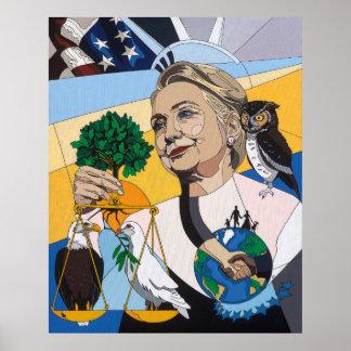 Em honra de Hillary Clinton