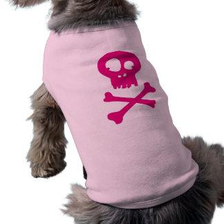 Em rosa para Halloween - Camisa Para Caes