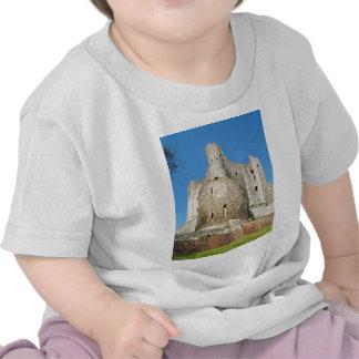 Em torno de Grâ Bretanha castelo de Rochester Tshirts
