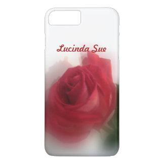 Embaçamento cor-de-rosa personalizado capa iPhone 7 plus