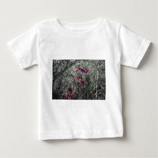 Embaçamento do amanhecer camiseta para bebê
