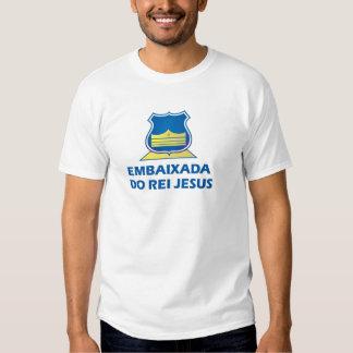 Embaixadores do Reino de Jesus Cristo Tshirt