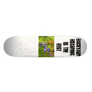Embarque do quintal shape de skate 20,6cm