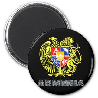 Emblema arménio imãs de refrigerador
