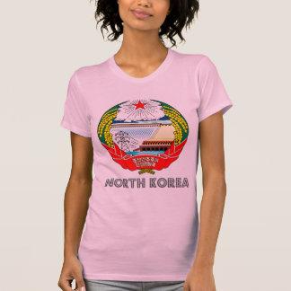Emblema coreano camiseta