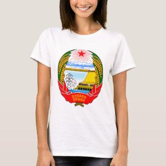 Emblema da Coreia do Norte Camiseta