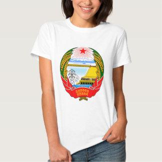 Emblema da Coreia do Norte T-shirts