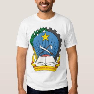 emblema de angola tshirt