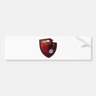 Emblema de Bose Geschwader 26 Adesivo Para Carro