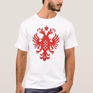 Emblema de Rússia Camisetas