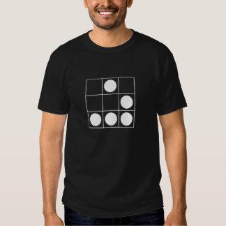 Emblema do cabouqueiro camisetas