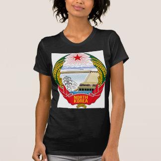 Emblema do DPRK (Coreia do Norte) Tshirts
