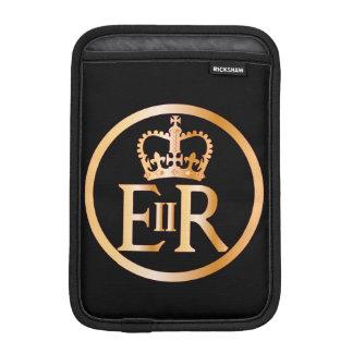 Emblema do reino de Elizabeth Luvas iPad Mini