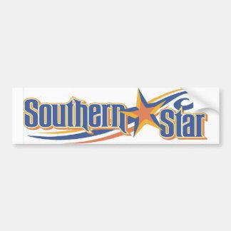 Emblema do sul da estrela adesivo para carro