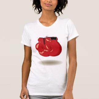 Emblema legal do encaixotamento t-shirt