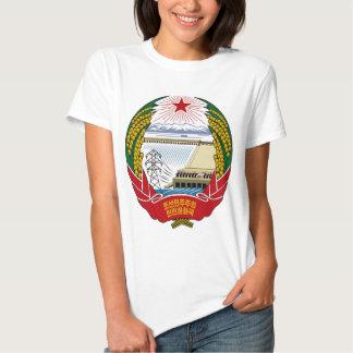 Emblema nacional da Coreia do Norte Camisetas