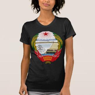 Emblema nacional da Coreia do Norte T-shirts