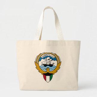 Emblema nacional de Kuwait Bolsas De Lona