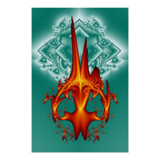 Emblema Pôster
