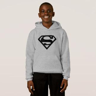 Emblema SUPER: Hoodie do Hanes ComfortBlend® dos