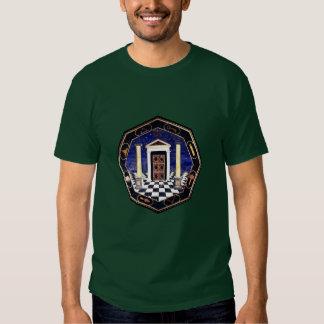 Emblemas maçónicos camisetas