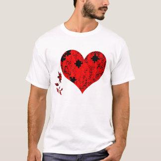 Emende meu coração camiseta