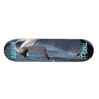 EMOÇÃO, INVESTIGADOR, foto… Shape De Skate 20,6cm