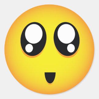 Resultado de imagem para emoji estrela nos olhos