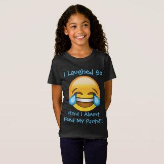 Emoji de grito eu fiz xixi quase minha camisa das