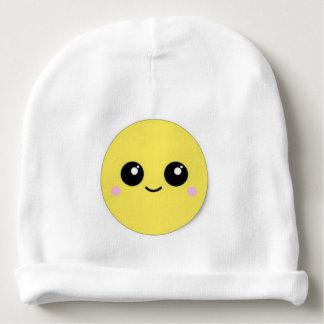 Emoji de Kawaii Gorro Para Bebê