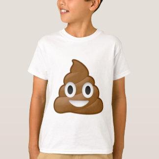 Emoji do tombadilho camiseta